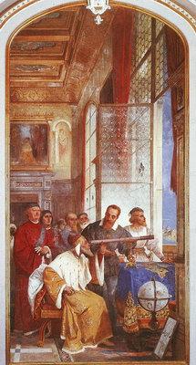 Фреска Андрея Понти воВрезе